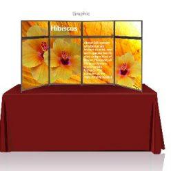 Tabletop Panel Displays