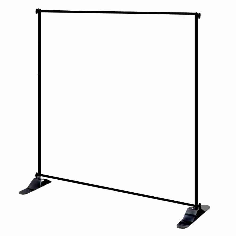 Adjustable Height Table Base Jumbo Banner Stand (Small Tube - Large Base) Displays
