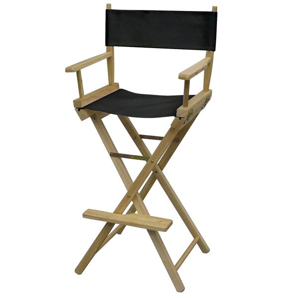 Director Chair Bar Height FullColor Thermal Imprint