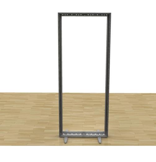 Igniter Freestanding Light Box 37″ x 84″
