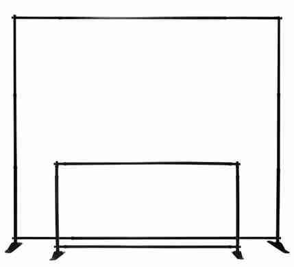 Mini-Slider Banner Stand (Frame Only)