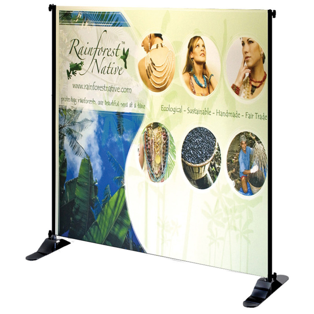 Srisai Creation Offering L Banner Stand Size Feet 2 X5 5 X 6 3 At Rs 850 Piece In Pune Maharashtra Get Best Price And Read About