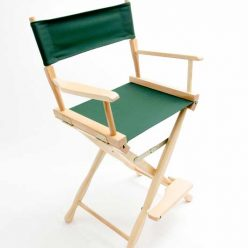 Classic Gold Medal Directors Chairs - 24in