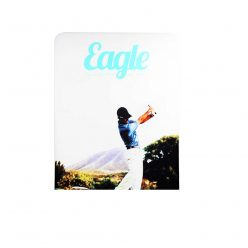 EZ Extend 5 ft. x 8.5 ft. Single-Sided Graphic Only (w/ Black Back Fabric)