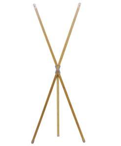 Zen Bamboo Banner Stand Only