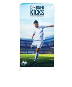 EZ Stand 4 Ft X 7.5 Ft Double-Sided Graphic Only