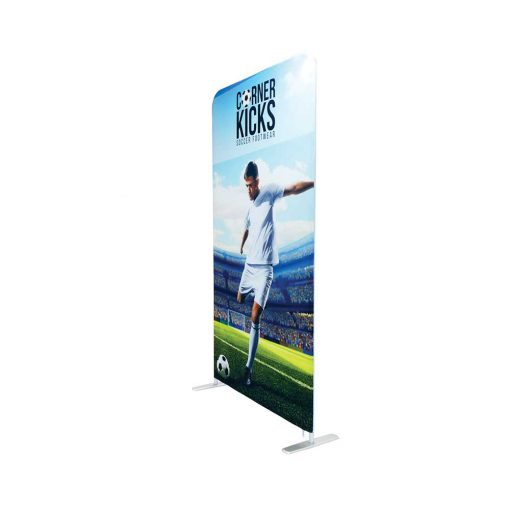 EZ Stand 4 Ft. X 7.5 Ft. Double-Sided Graphic