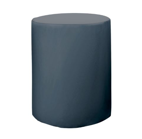 Blank Fitted Round Table Cover – Bar Height