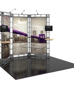 Lynx Orbital Express Truss 10ft Modular Exhibit