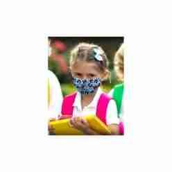 Stock Pattern Masks For Kids (Pack of 3)