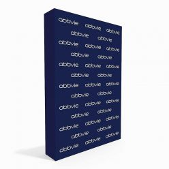 5 ft. Fabric Pop Up Video Conferencing Backdrop